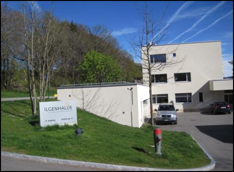 Hallenbad Fehraltorf Aussenansicht