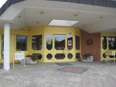 Hallenbad Muenchwilen Haupteingang
