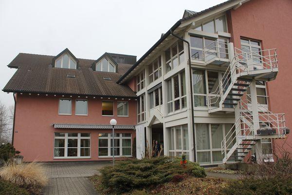 Hallenbad SGM Haupteingang