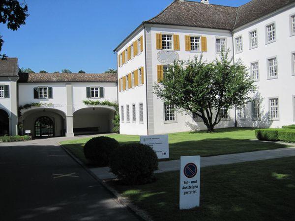 Hallenbad Diessenhofen Haupteingang